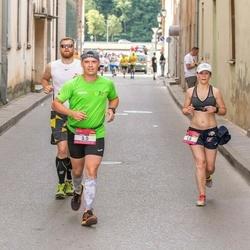 Citadele Kauno maratonas - Andrius Motiejūnas (15), Ieva Saltonienė (18)