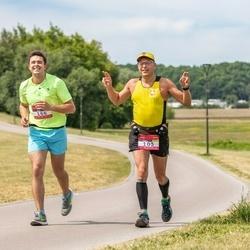 Citadele Kauno maratonas - Virgintas Stogevičius (103), Vasyl Kyryliuk (166)
