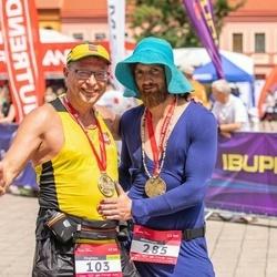 Citadele Kauno maratonas - Virgintas Stogevičius (103), Mindaugas Garmus (285)