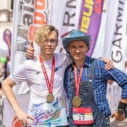 Citadele Kauno maratonas - Valdas Šmaižys (27)
