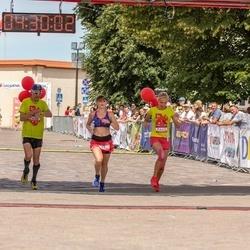 Citadele Kauno maratonas - Lina Abromaitytė-Šmaižė (25)