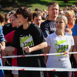 Nike Riga Run - Iveta Ķezbere (3087), Ēriks Ūdris (3201)