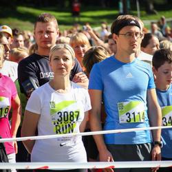 Nike Riga Run - Iveta Ķezbere (3087), Uģis Brencis (3114)