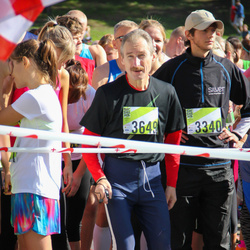 Nike Riga Run - Vladimirs Terehovs (3340), Modris Ābrams (3649)