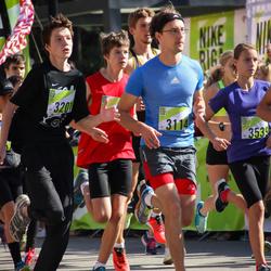 Nike Riga Run - Uģis Brencis (3114), Ēriks Ūdris (3201)