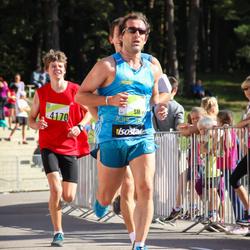 Nike Riga Run - Mareks Šīrants (1496), Gustavs Zvirgzdiņš (4170)