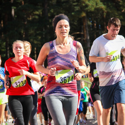 Nike Riga Run - Agnese Eglīte (3234), Evita Eidinta (3674)