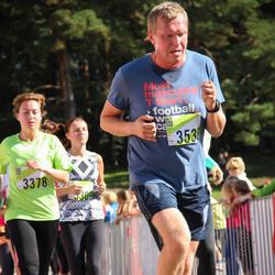 Nike Riga Run - Alisa Volkova (3378), Ģirts Kaupmanis (3538)