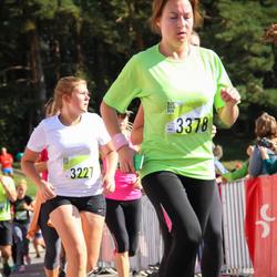 Nike Riga Run - Agita Šteinberga (3227), Alisa Volkova (3378)
