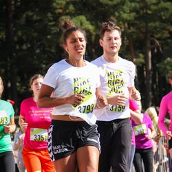 Nike Riga Run - Artūrs Guds (3159), Amanda Kante (3793)