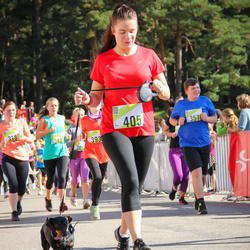 Nike Riga Run - Agnese Linkeviča (405)