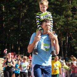 Nike Riga Run - Edgars Dišlers (4061), Evija Staško (4201)