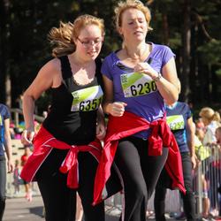 Nike Riga Run - Ilze Andersone (6230), Paula-Antuanete Beke (6351)