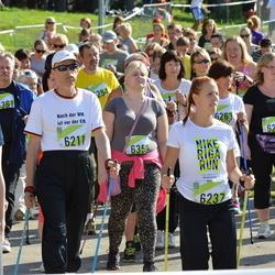 Nike Riga Run - Aivars Lukovskis (6211), Kristīne Stulberga (6237), Karīna Rešņaka (6261), Signija Rempe (6359)