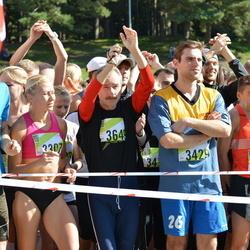Nike Riga Run - Anna Titova (3307), Ralfs Riekstiņš (3429), Gunta Pūce (3679)