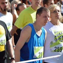 Nike Riga Run - Alfrēds Radvils (23), Kristīne Reinholde (259)