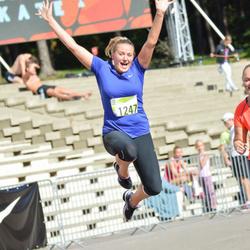 Nike Riga Run - Liene Glaudāne (1247)