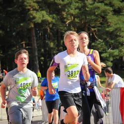 Nike Riga Run - Kristofers Lasmanis (3817), Fjodors Zernovs (4055)