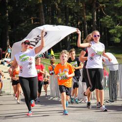 Nike Riga Run - Tatjana Kučerenko (3947), Agate Skapāne (3950)