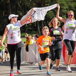 Nike Riga Run - Jēkabs Laizāns (3598), Tatjana Kučerenko (3947), Agate Skapāne (3950)