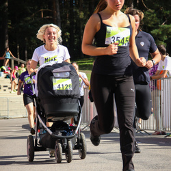 Nike Riga Run - Agnija Ieviņa (3545), Agnese Kozlovska (4129)