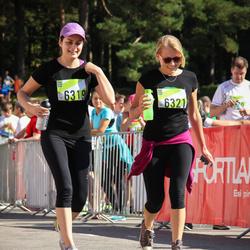 Nike Riga Run - Ilze Kupce (6319), Linda Breide (6321)