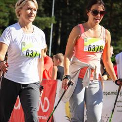Nike Riga Run - Santa Lazdiņa (6371), Zane Šmite (6376)
