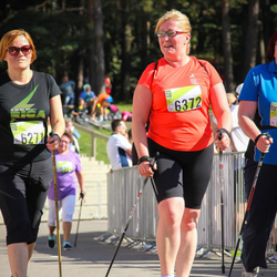 Nike Riga Run - Daiga Lāce (6271), Lelde Lāce (6372)