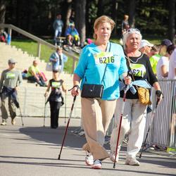 Nike Riga Run - Venera Kabirova (6214), Naila Gibadulina (6216)