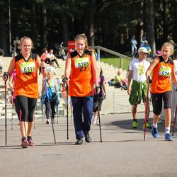 Nike Riga Run - Vanesa Jasa (6281), Emīlija Žabina (6285)