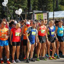 Nike Riga Run - Anita Kažemāka (6), Mārtiņš Jocis (1322), Vjacheslavs Bambans (1421), Konstantīns Dinārs (1759)