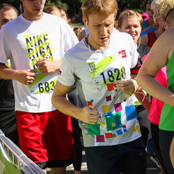 Nike Riga Run - Arturs Vasiļevskis (1828)