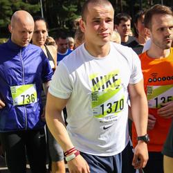 Nike Riga Run - Ritvars Mūrnieks (736), Mairis Kapeika (1370)