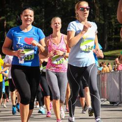 Nike Riga Run - Agnese Atvare (153), Olita Gailīte (764)