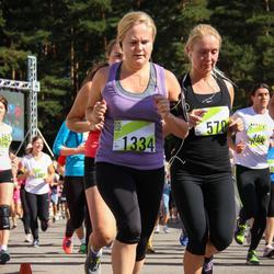 Nike Riga Run - Gita Dubrova (570), Aija Višņevska (1334)
