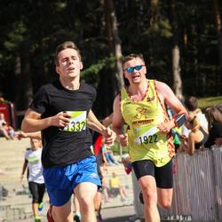 Nike Riga Run - Ivars Mortuļevs (1332), Gatis Bērziņš (1922)