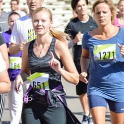 Nike Riga Run - Agnese Kundziņa (651), Liene Kraukle (1271)