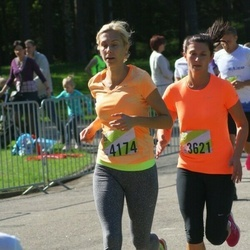 Nike Riga Run - Aļona Fomenko (3621), Sandra Gaile (4174)