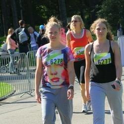Nike Riga Run - Kristiana-Nikol Elksne (6277), Valērija Ivanova (6278)