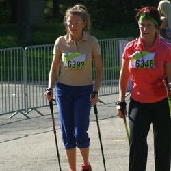 Nike Riga Run - Valentīna Snepste (6346), Jeļena Sokolova (6393)
