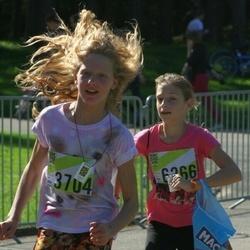 Nike Riga Run - Andris Lūsis (3704), Sandra Raudeva (6266)