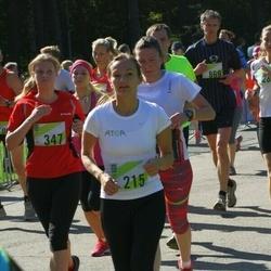 Nike Riga Run - Līva Blumbeka (215), Alīna Kļaviņa (347)