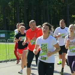 Nike Riga Run - Alise Visocka (528), Annija Avotiņa (1726)