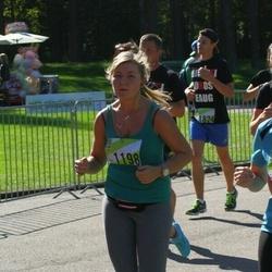 Nike Riga Run - Alise Reiskarte (1198)