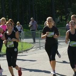 Nike Riga Run - Agnese Vasiļjeva (846), Zane Beģe-Begge (847), Irīna Mortuļeva (1331), Santa Trimalniece (1754)