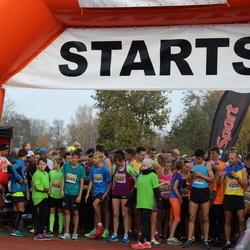 Sigulda Half Marathon - Mārcis Adamovičs (2008), Artūrs Medveds (2166), Sergejs Trokmanis (2246), Annija Zāģere (2264)