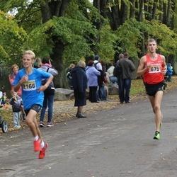Sigulda Half Marathon - Artūrs Medveds (2166)