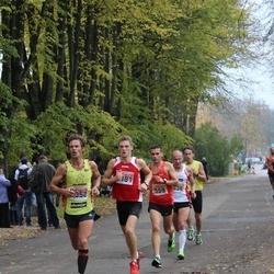 Sigulda Half Marathon - Petras Pranckūnas (438), Jevgēnijs Turkins (559), Kaspars Tūbelis (1352)