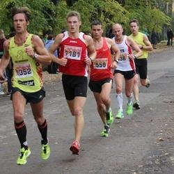 Sigulda Half Marathon - Jevgēnijs Turkins (559), Pēteris Lazdiņš (1181)