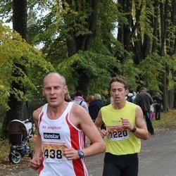 Sigulda Half Marathon - Petras Pranckūnas (438), Jānis Mežiels (1220)